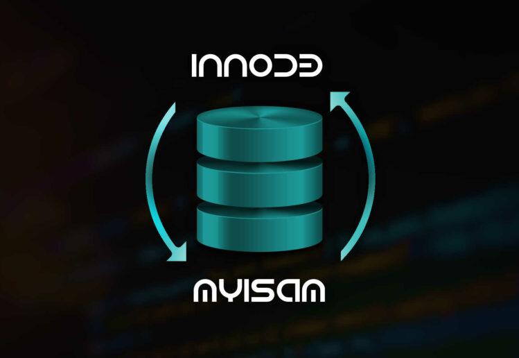 Convert InnoDB to MyISAM