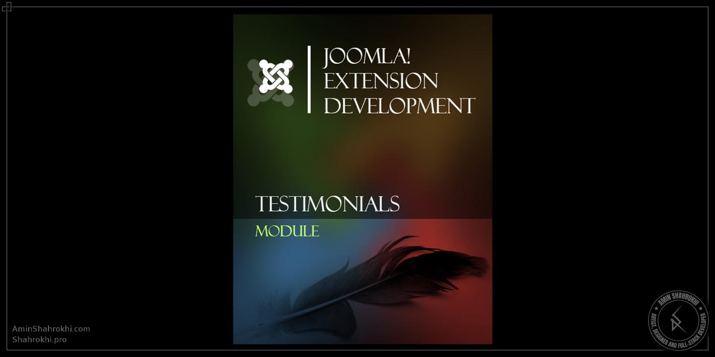 Joomla Testimonials Module