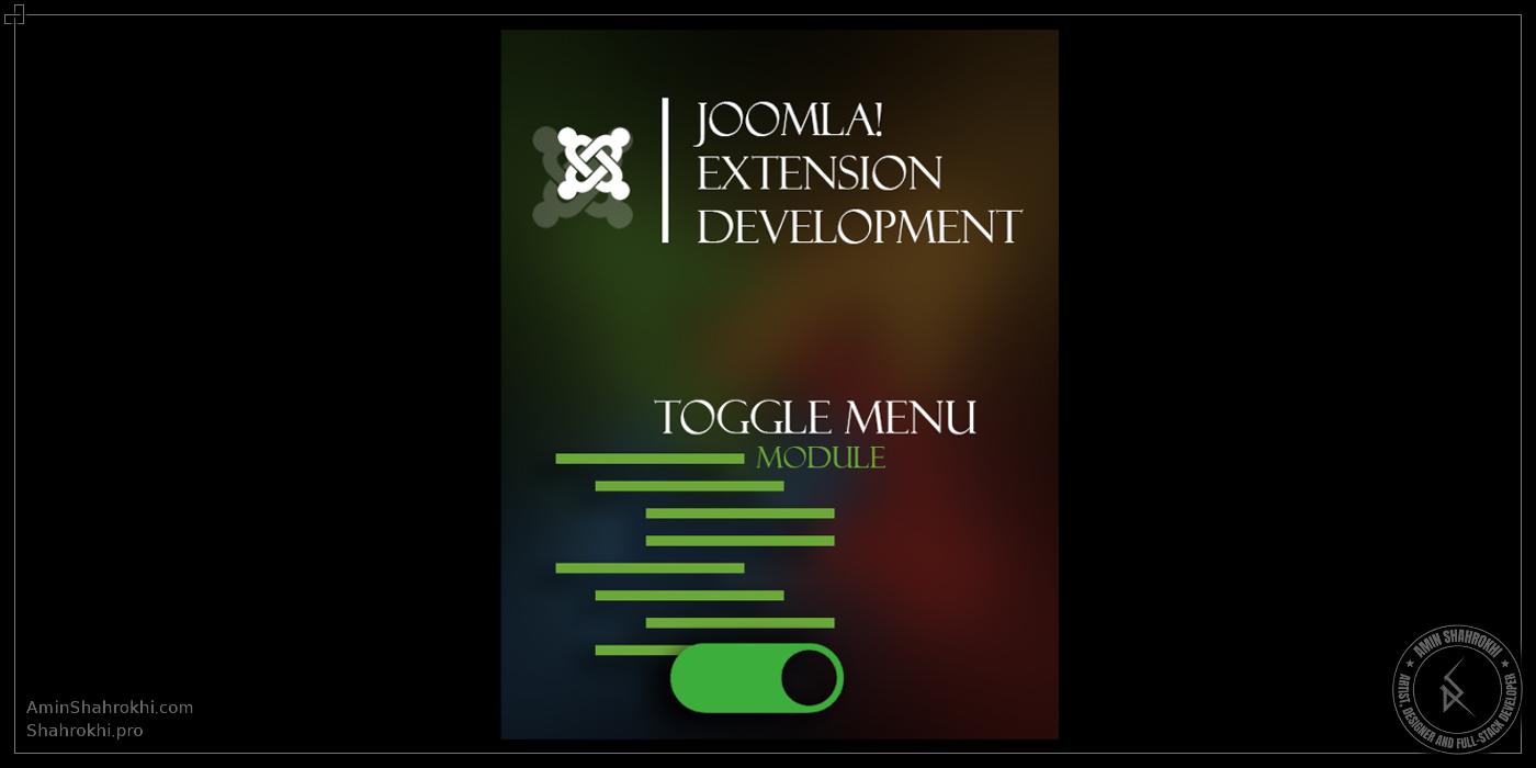 Joomla Toggle Menu