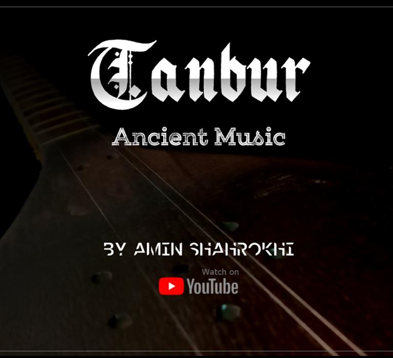 Tanbur music performance