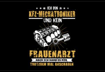 Mechanic T-Shirt Design