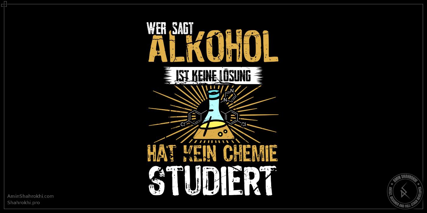 T-Shirt Design for Chemistry
