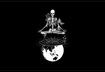 Levitation t-shirt design job